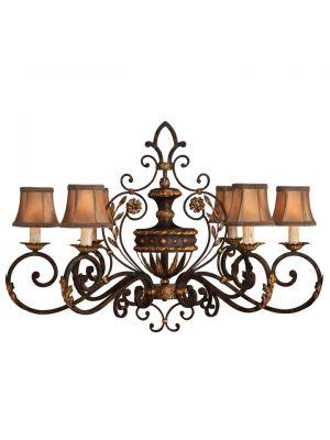 Fine Art Lamps Castile Ceiling Fixtures Chandeliers