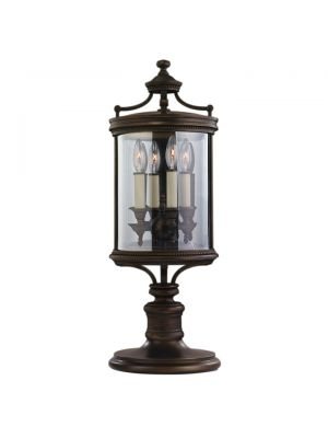 Fine Art Lamps Louvre Outdoor Post/Pier Mounts