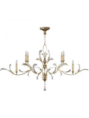 Fine Art Lamps Beveled Arcs Ceiling Fixtures Chandeliers