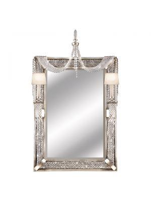 Fine Art Lamps Cascades Wall Fixtures Mirrors