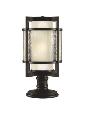 Fine Art Lamps Singapore Moderne Outdoor Outdoor Post/Pier Mounts