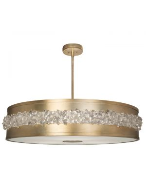Fine Art Lamps Arctic Halo Ceiling Fixtures Chandeliers