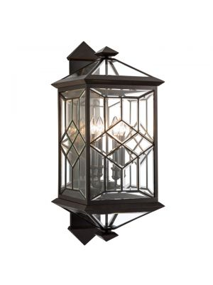 Fine Art Lamps Oxfordshire Outdoor Wall Fixtures