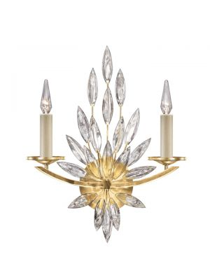 Fine Art Lamps Lily Buds Wall Fixtures Sconces