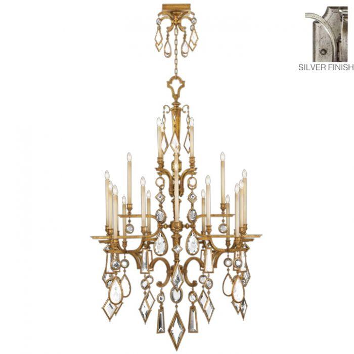 Fine Art Lamps Encased Gems 714040 3st
