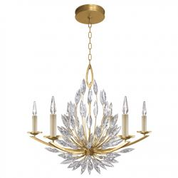 Fine Art Lamps Lily Buds Ceiling Fixtures Chandeliers